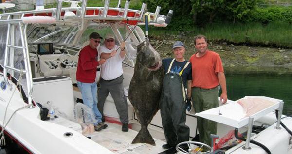 halibut-charters